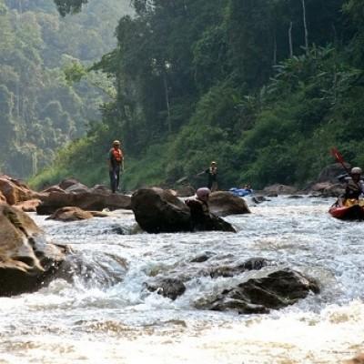 Champasak Province Laos