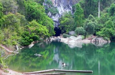 Khammouane Kong Lo Cave