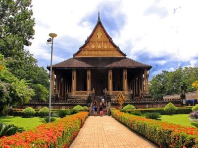 Laos wat ho phra keo