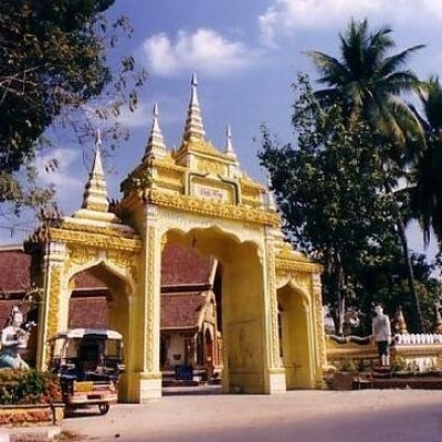 Laos Wat Si Muang