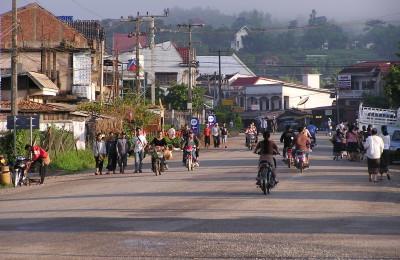 Oudomxay Laos