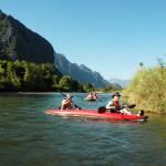 Vang Vieng Kayaking 1