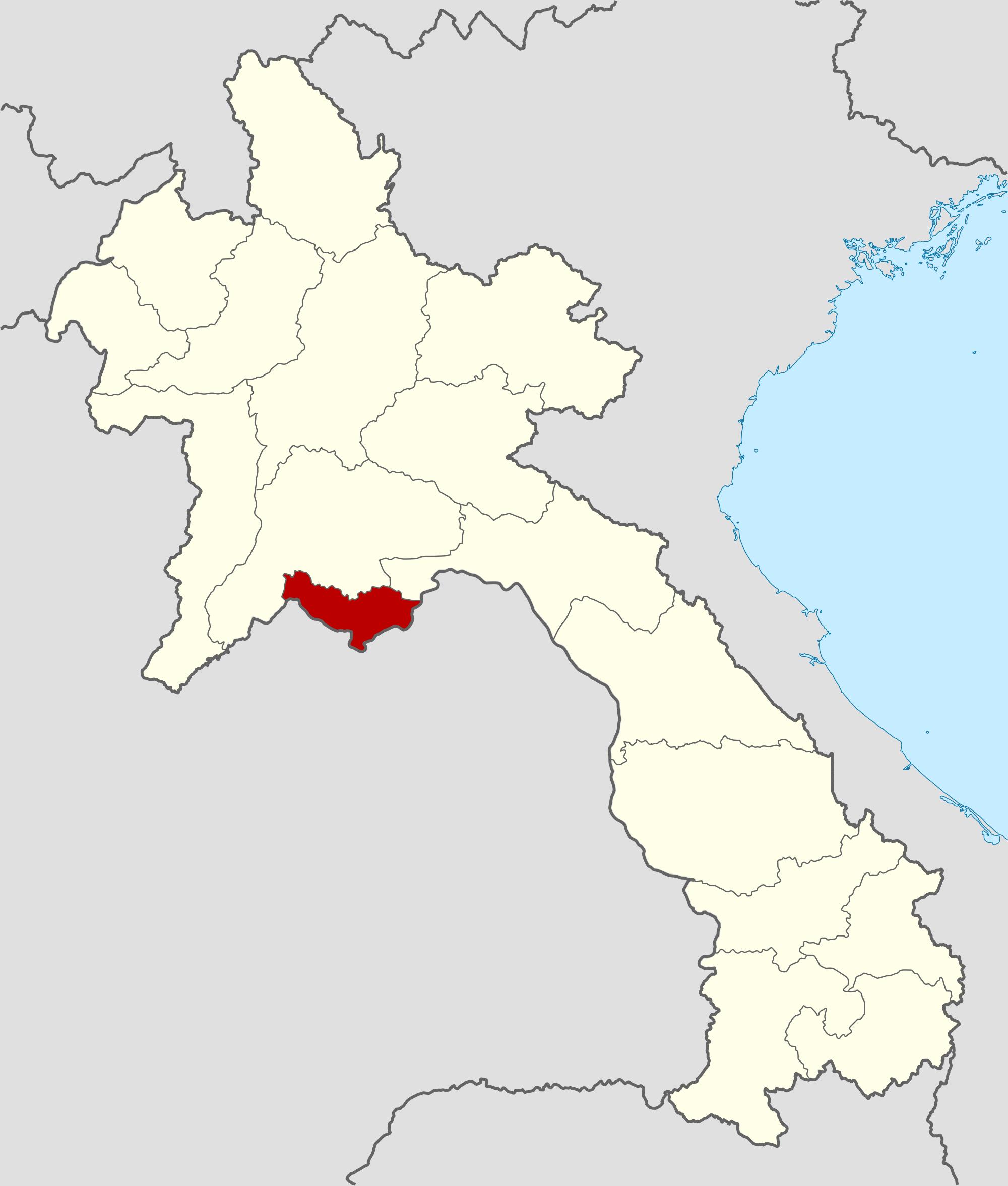 Vientian Capital Laos Tourism
