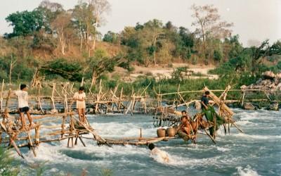 Rivers in Laos