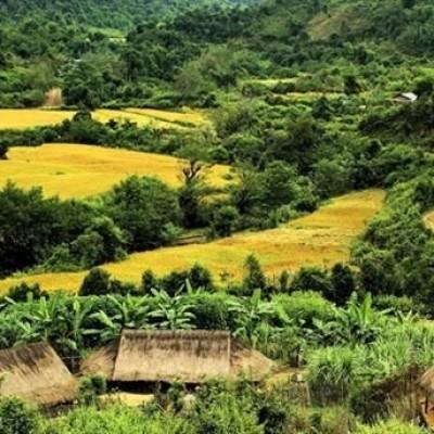 Houaphanh Province Laos