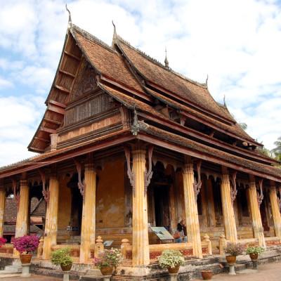 Vientiane Wat Si Saket