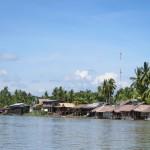 Khong Island riverside