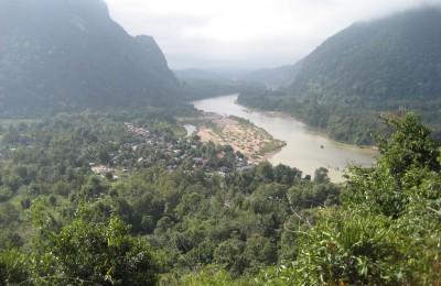 MuongNgoi in Laos