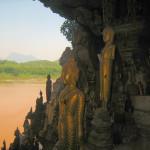 Pak Ou cave in Luang Prabang