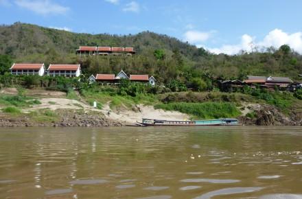 Pakbeng in Laos 1
