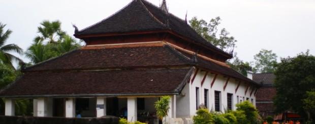 Wat Visoun in Luang Prabang